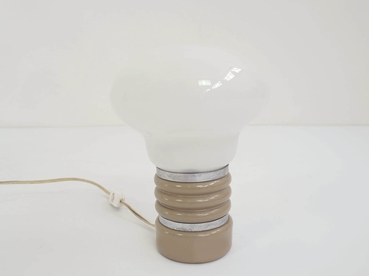 Small Table Lamp mod. Bulb