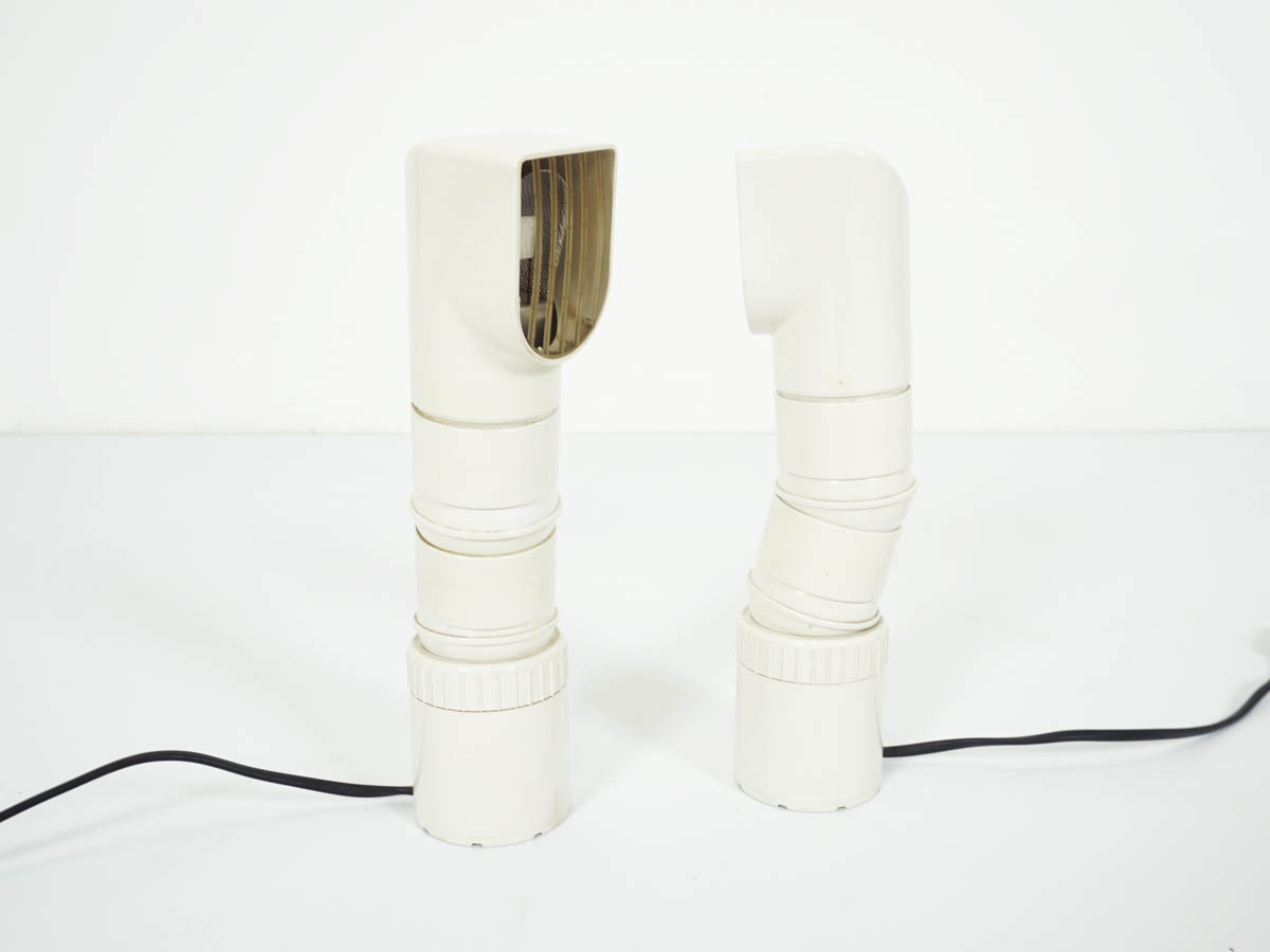 Paar Tischlampen mod.4025