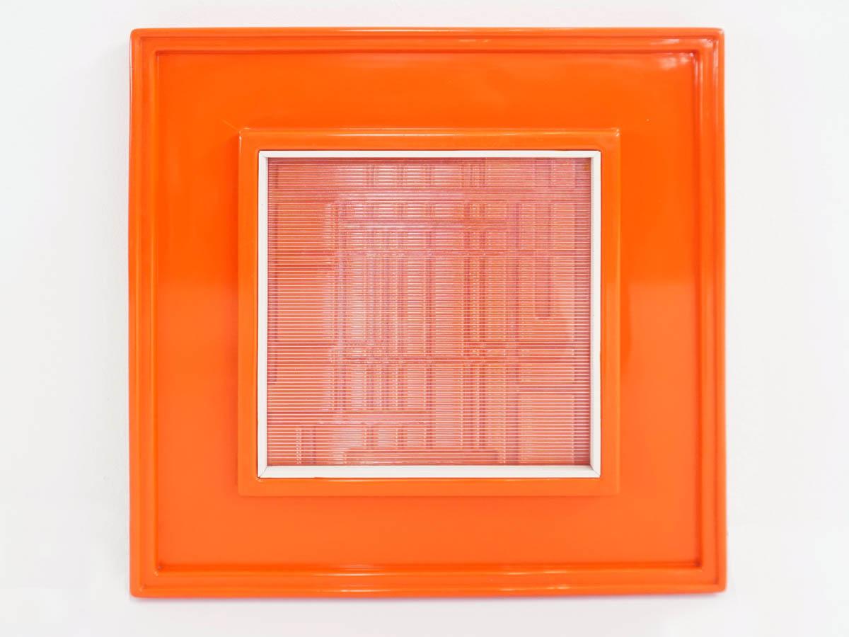 Cinetic Art Multiplo (Orange)