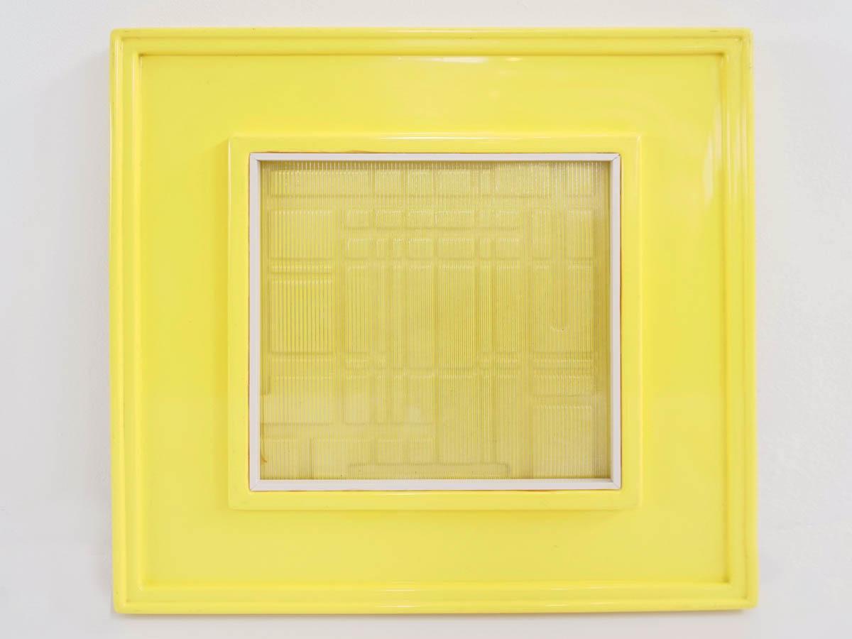 Cinetic Art Multiplo (Yellow)