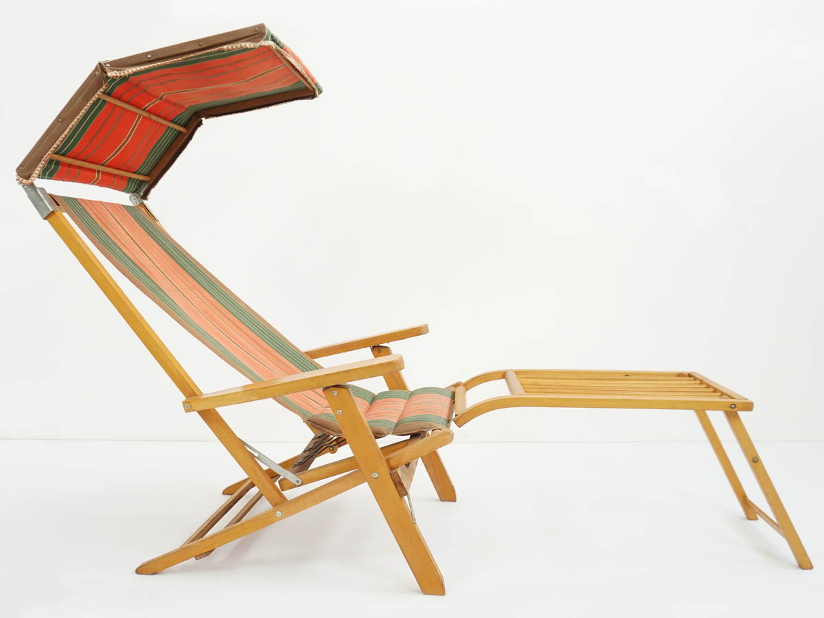 Scandinavia Travelling Pliable LoungeChair
