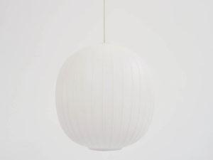 Onion Glass Bowl Pendant
