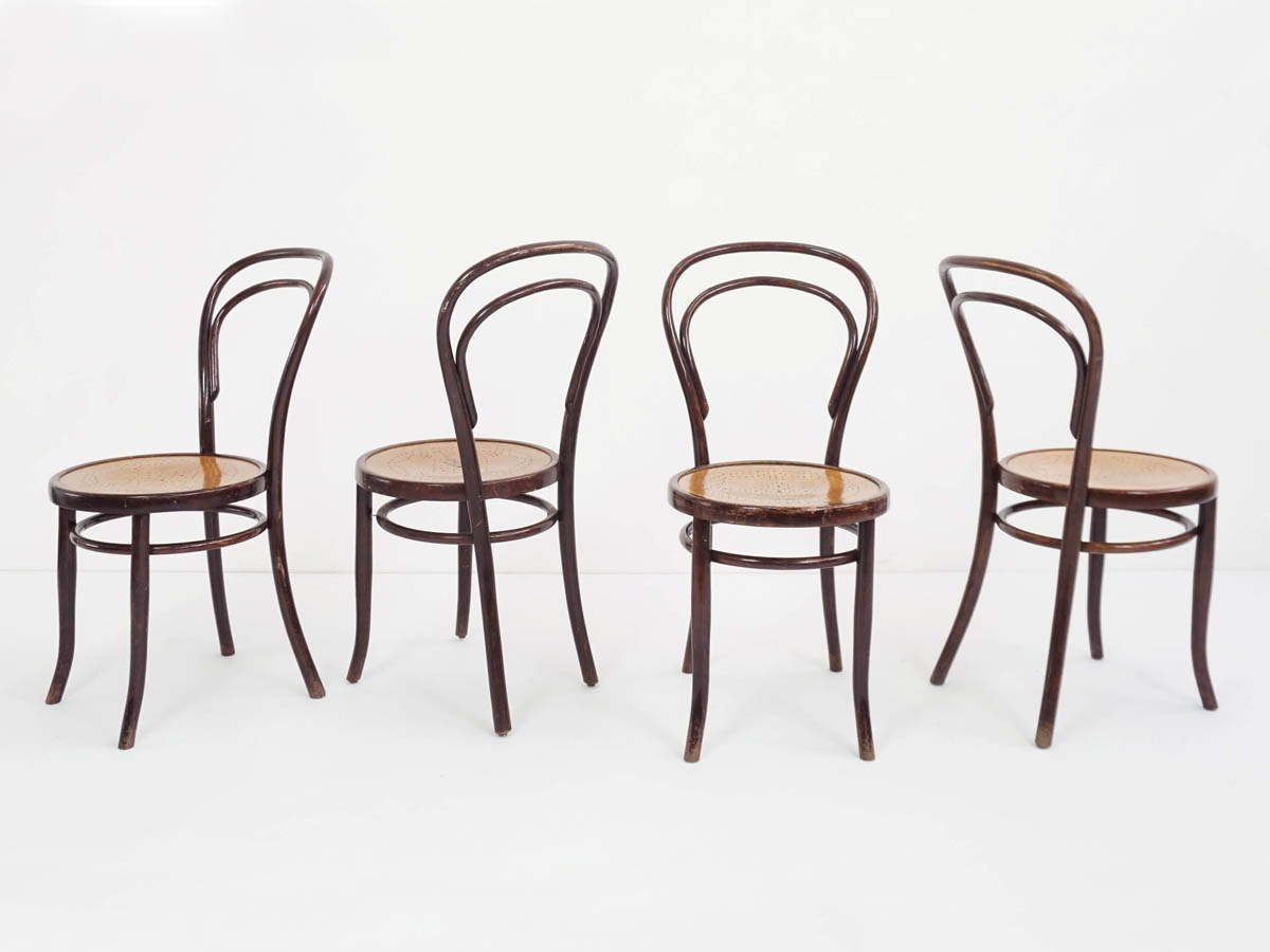 8 Bistrot Chairs 1920