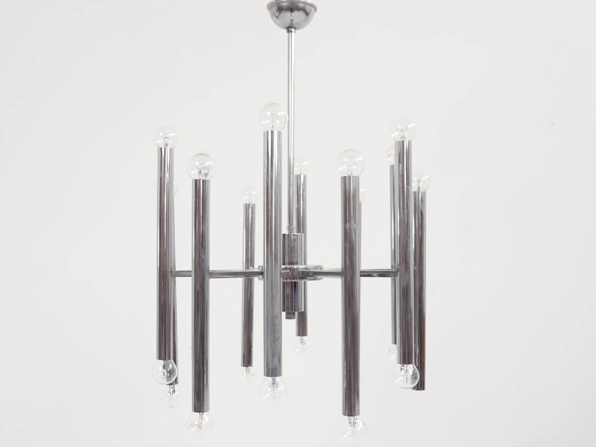 Modern Chandelier with 24 Bulbs