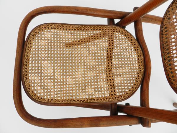 Pliable chair Kaminsessel n°1/6311