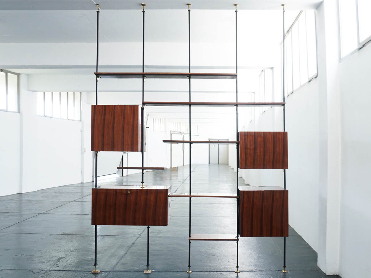 Italian Room Divider or Bookshelf