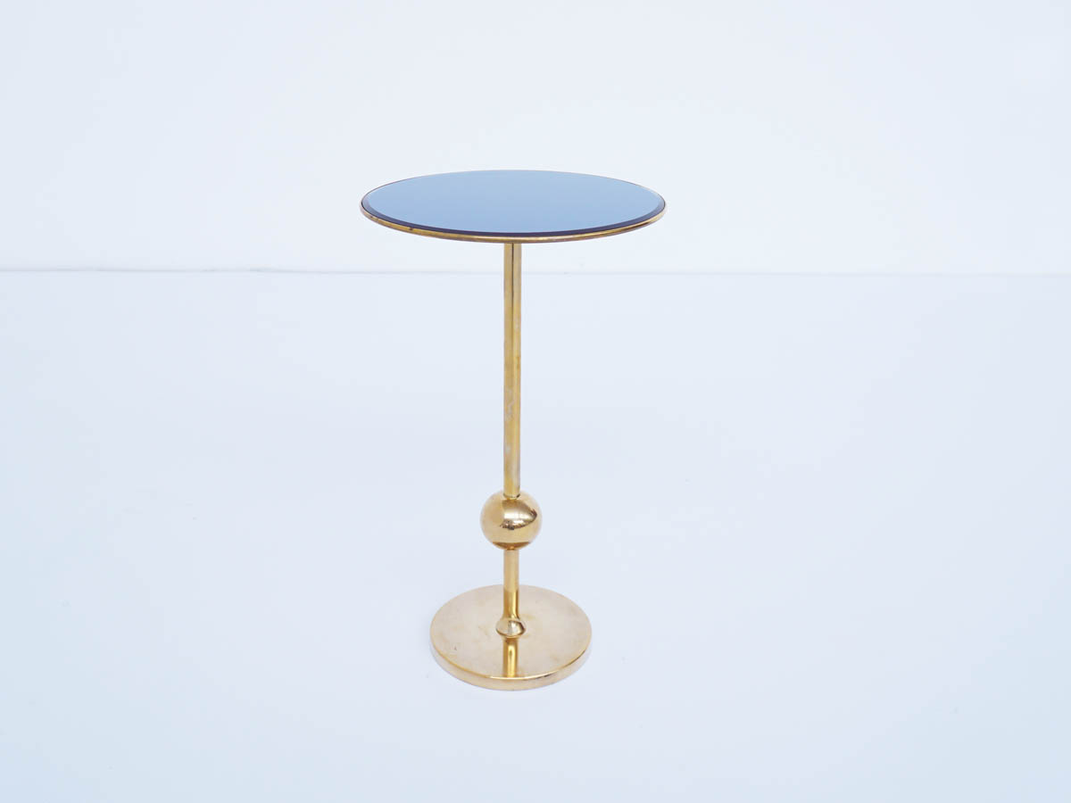 Iconic Brass Side Table mod. T1