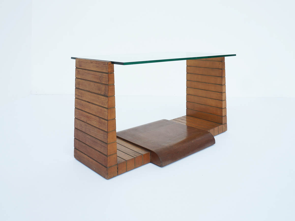 Elegant Rationalist Coffee Table
