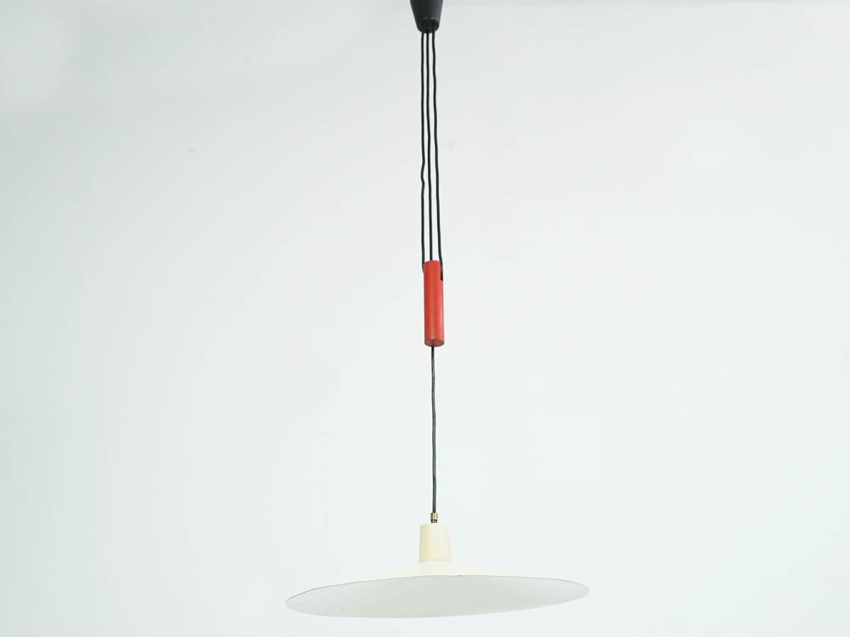 Extendable Japanese Style Pendant Light
