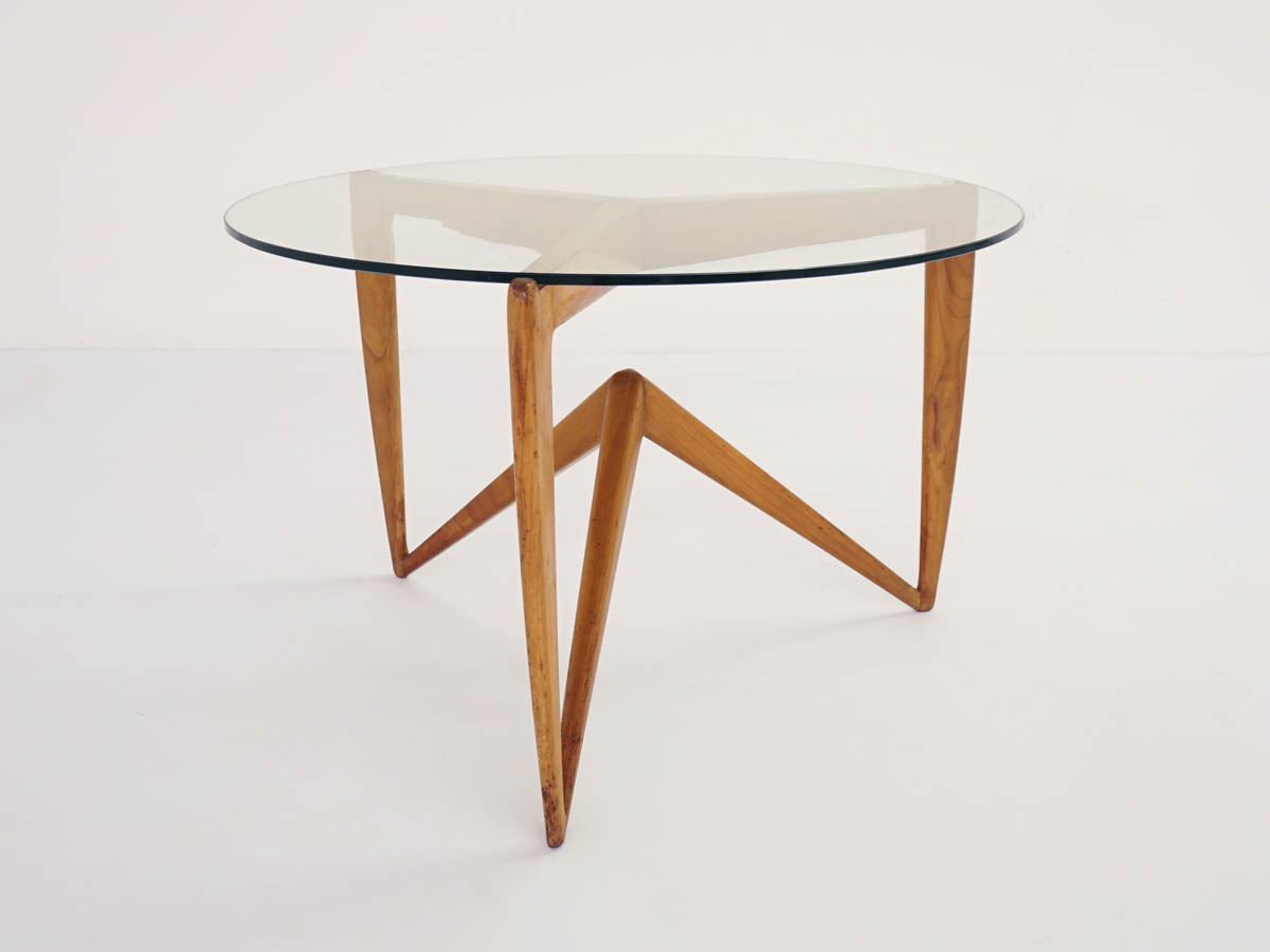Coffee Table Suspended on Three Legs