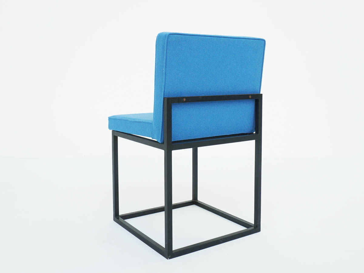 4 Swiss Architectural Chairs