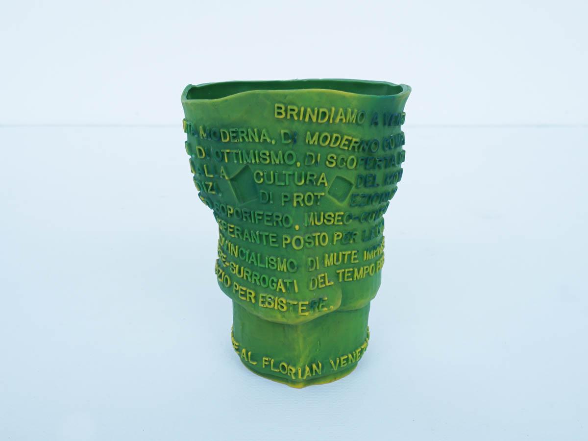 Vase mod. Goto made for the Venice Art Biennial 1995