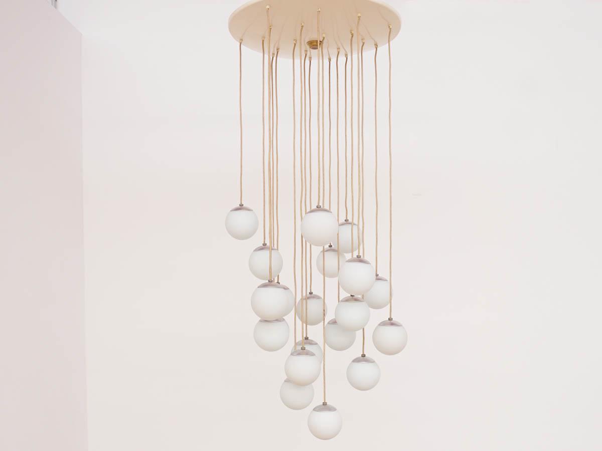 Grand lustre mod. 2095/20 Sphères